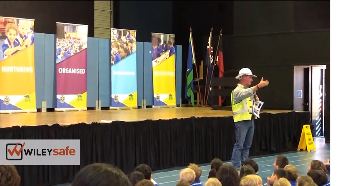 Wiley Education | Safety Assembly
